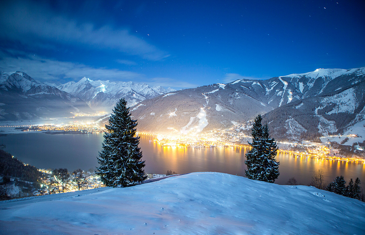 Winter in pictures   Sporthotel Alpin Zell am See