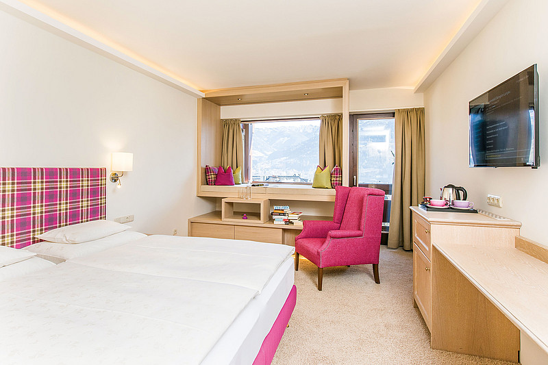 Zimmer In Zell Am See  Hotel Alpin
