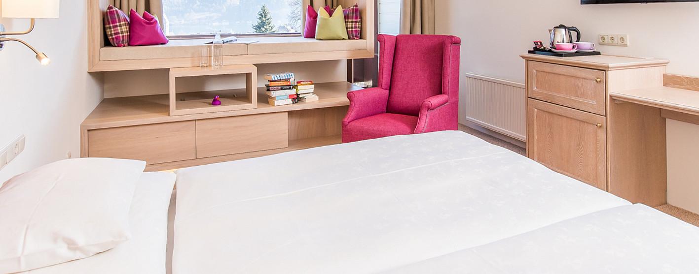 Zimmer in Zell am See | 4* Hotel Alpin, Österreich